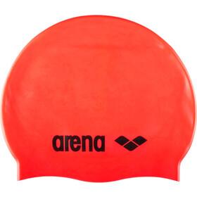 arena Classic Silicone Gorra, rojo